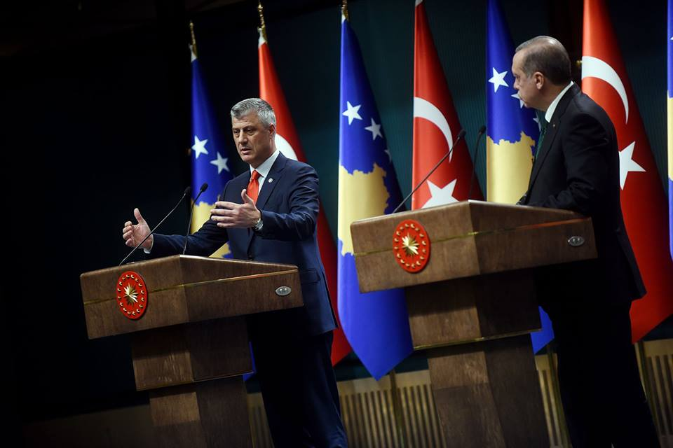 President Thaçi: The cruel attack in Istanbul, an attack against the whole world