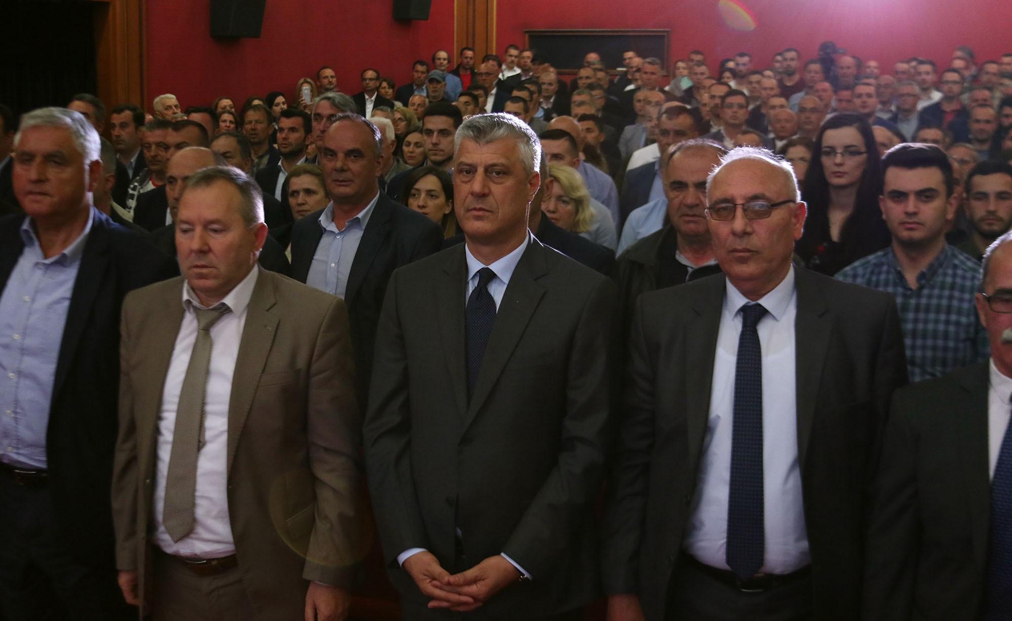 Predsednik Thaçi: Bahri Fazliu i Agron Rrahmani, svetle figure nacionalnog pokreta