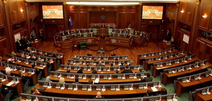 Fjalimi vjetor i Presidentes së Republikës së Kosovës në