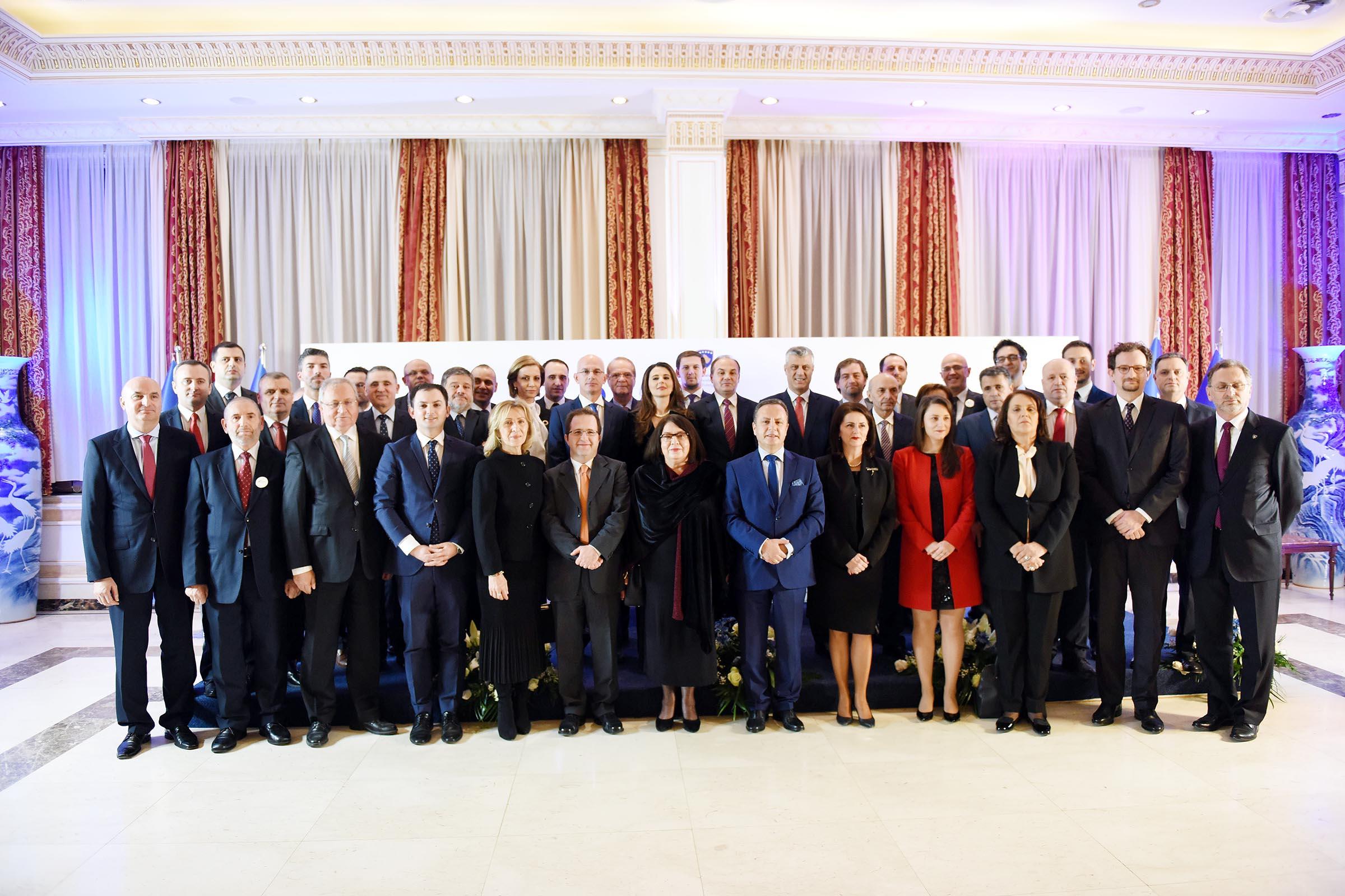 President Thaçi: The USA, EU and NATO, the essence of Kosovo's foreign policy