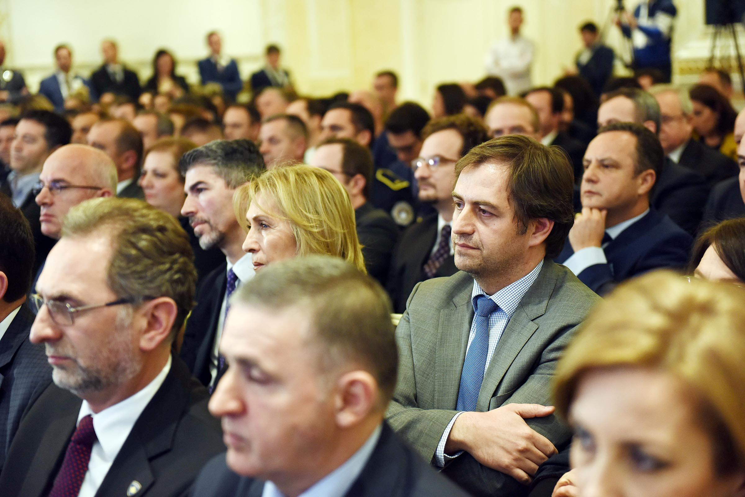 Presidenti Thaçi: SHBA-të, BE-ja dhe NATO, thelbi i politikës së jashtme të Kosovës