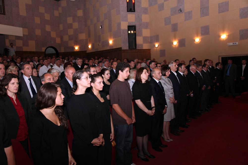 The speech of President Jahjaga at the commemorative