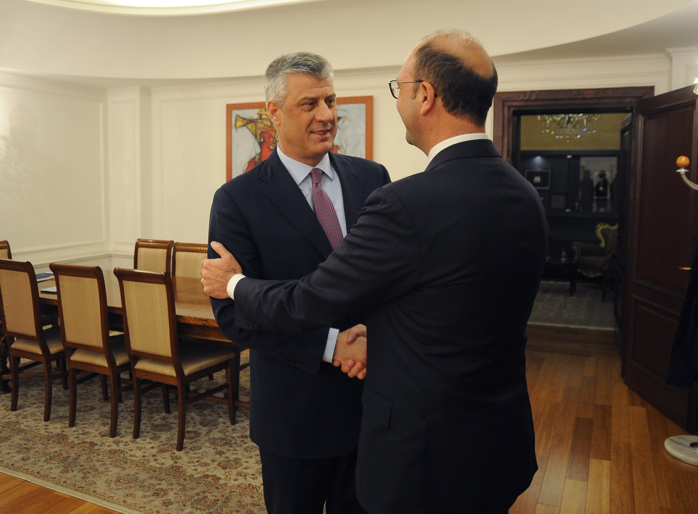 President Thaçi: The Balkan must be a strategic interest for the EU, not a technical process