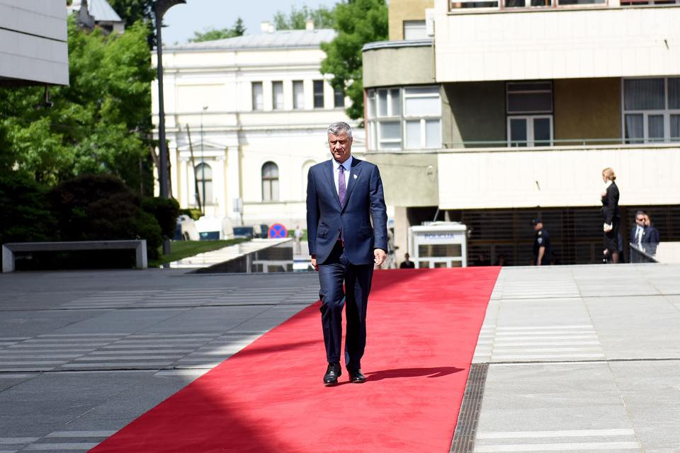 President Thaçi departs for a state visit to Turkey