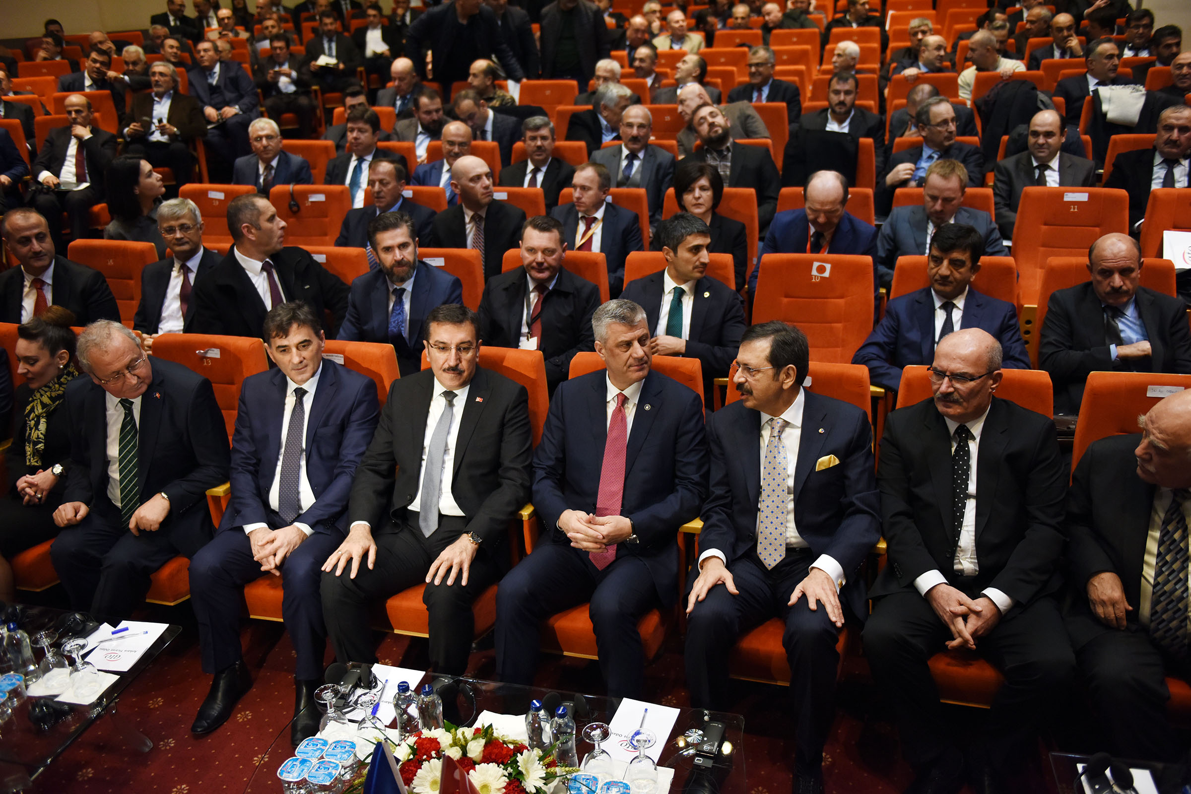 Predsednik Thaçi pozvao turske investitore da povećaju ulaganja na Kosovu