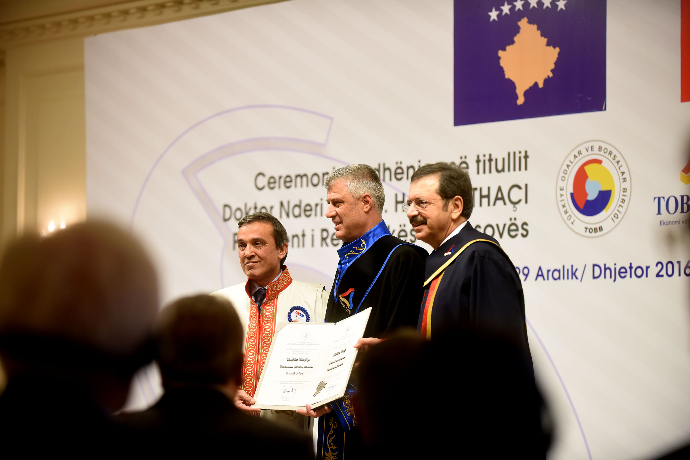 President Thaçi invites Turkish investors to increase investments in Kosovo