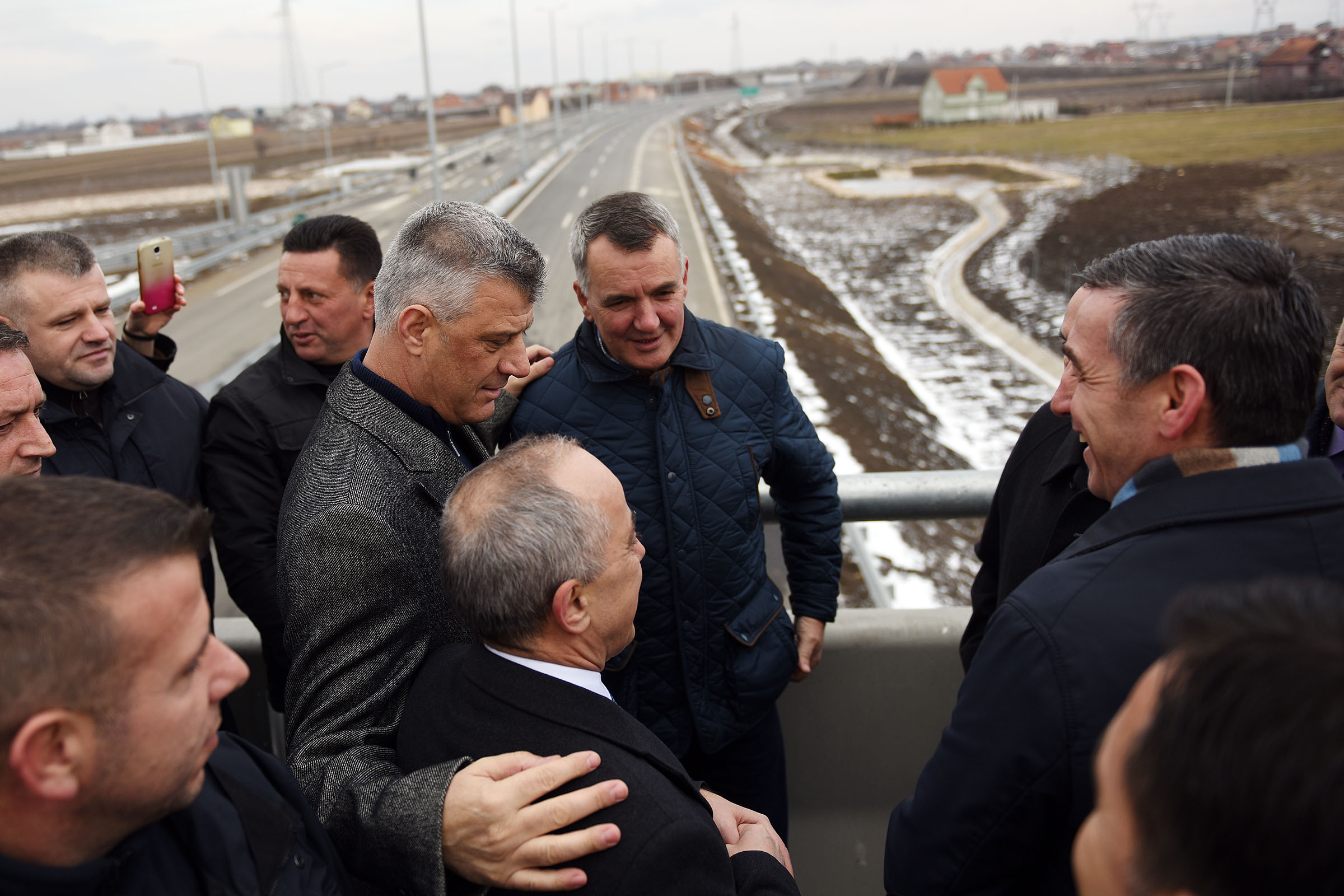 President Thaçi: This is the new Kosovo we are building