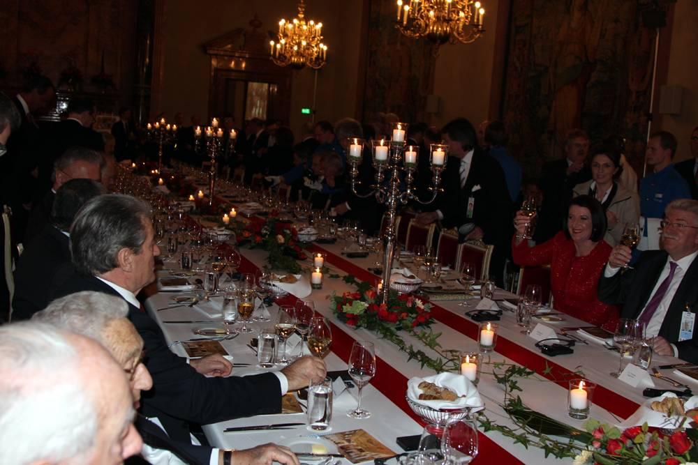 THE SPEECH OF THE PRESIDENT OF THE REPUBLIC OF KOSOVO, MADAM ATIFETE JAHJAGA IN THE PRESIDENTIAL CEREMONY IN ALBANIA