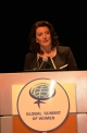 President Jahjaga's speech at the opening session of the ministerial panel of the Global Summit of Women