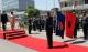 Presidentja Atifete Jahjaga priti Presidentin Bamir Topi