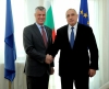 President Thaçi in Sofia: The rapidity of EU membership, depends on our work