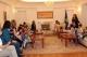 """Predsednica Jahjaga je dočekala jednu grupu dece sa obdaništa """"Dečjeg sela SOS – Kinderdorf"""""""