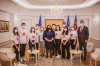 President Osmani received the organizations for the protection of children's rights