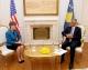 Presidenti Thaçi në takim me senatoren amerikane Joni Ernst: Sa më afër të jetë Kosova NATO-s dhe BE-së, aq më pak do të kërcënohet nga ekstremizmi i dhunshëm