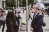 Presidentja Osmani priti në takim sekretarin e përgjithshëm të NATO-s, Jens Stoltenberg