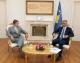 Presidenti Thaçi dhe ambasadori kanadez flasin për zgjerimin e bashkëpunimit në fushat e ekonomisë dhe sigurisë