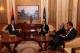 VRŠILAC DUŽNOSTI PREDSEDNIKA KOSOVA, DR. JAKUP KRASNIĆI  SE SASTAO SA AMBASADOROM REPUBLIKE ALBANIJE U NAŠOJ ZEMLJI, G-DINOM ISLAM LAUKA.