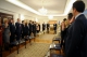 The state prosecutors took the oath in front of President Thaçi