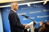 """Presidenti Thaçi në """"Atlantic Council"""": Kosova e gatshme për paqe të qëndrueshme"""