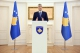 President Thaçi requests from Serbia not to evoke fear and hatred among the Serb community in Kosovo