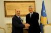 Presidenti Thaçi priti një delegacion nga Ulqini