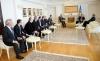 Presidenti Thaçi priti përfaqësues të Këshillit Nacional të Boshnjakëve të Sanxhakut