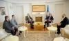 Presidenti Thaçi priti përfaqësuesit e komunitetit malazez në Kosovë