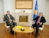 President Thaçi received the representatives of the Montenegrin community in Kosovo
