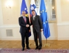 President Thaçi meets with President Pahor, thanked him for organizing the Brdo-Brione Summit