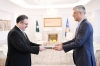 President Thaçi received the letters of credence of the new Ambassador of Pakistan