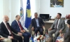 Presidenti Thaçi vizitoi Odën Ekonomike: Liberalizimi i vizave do t'i ndihmojë integrimit në tregjet ndërkombëtare