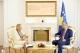 President Thaçi received the new Head of the EU office, Nataliya Apostolova
