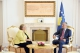 President Thaçi with the new Head of EULEX talk about cooperation in the field of justice