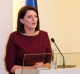 President Jahjaga's Press Conference prior to the commencement of the International Women's Summit