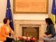 Presidentja Atifete Jahjaga priti baroneshën Catherine Ashton
