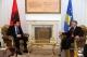 V. D. PREDSEDNIKA REPUBLIKE KOSOVA, DR. JAKUP KRASNIĆI JE PRIMIO DELEGACIJU USTAVNOG SUDA ALBANIJE