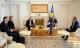 Presidenti Thaçi priti një delegacion të Këshillit Kombëtar të Shqiptarëve nga Lugina e Preshevës