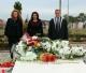 Predsednica Jahjaga odala počast Predsedniku Rugova polaganjem cveća nad grobom i posetila njegovu porodicu