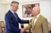 Presidenti Thaçi priti Presidentin e Kantonit të Gjenevës