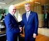 Presidenti Thaçi takoi presidentin e Federatës Gjermane, Frank-Walter Steinmeier