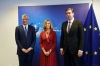 A new phase in the dialogue on the normalization of relations between Kosovo and Serbia begins