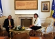 Predsednica Jahjaga dočekala je Presidenta Hondurasa Porfirio Lobo Sosa