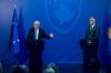 Presidenti Thaçi bisedoi me Presidentin e Komisionit Evropian për liberalizimin e vizave dhe dialogun