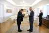 President Thaçi accepted the credentials of the new Austrian Ambassador