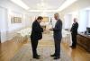 Presidenti Thaçi pranoi kredencialet e ambasadorit të ri të Austrisë