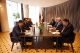 President Thaçi met the leader of the opposition in Albania, Lulzim Basha
