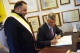 """President Thaçi is awarded by the Pontifical Academy with """"Premio Bonifacio"""" for his commitment to peace"""