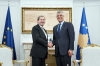 President Thaçi received Commissioner Hahn, praises his engagement on problem solutions