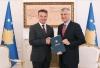 Presidenti Thaçi u dorëzon autoriteteve të BE-së letërkëmbimin për EULEX-in