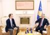 Predsednik Thaçi dočekao na oproštajnom sastanku ambasadora Švedske